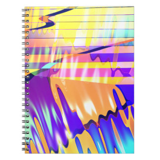 Liquid Lines and Waves Notebook