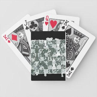 """Liquid Logic"" Playing Cards"