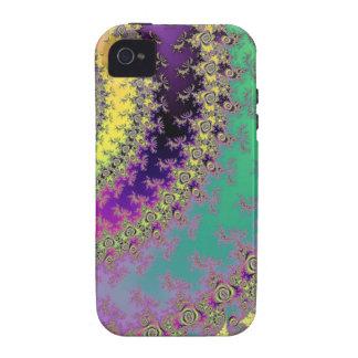 Liquid Lollipop Psychedelic Swirl Skins Case-Mate iPhone 4 Cases