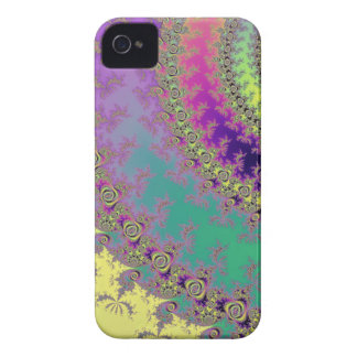 Liquid Lollipop Psychedelic Swirl Skins iPhone 4 Case-Mate Cases