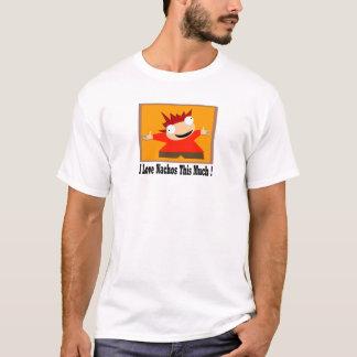 Liquid Medication I Love Nachos! T-Shirt