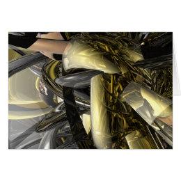 Liquid Metal Card