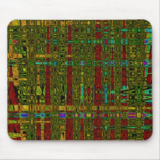 Liquid Microchip Design Mouse Pad