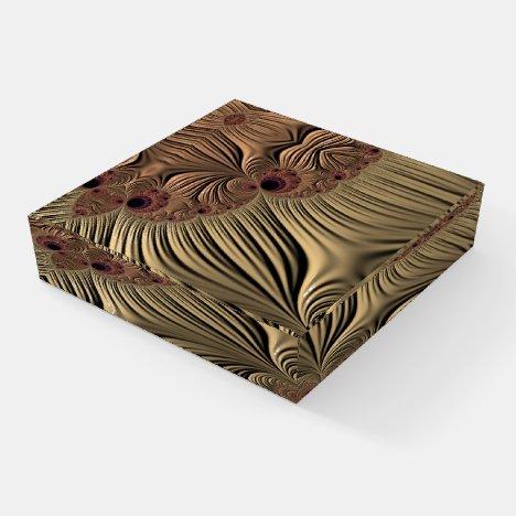 Liquid Motion Wallpaper Paperweight