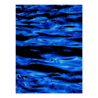 Liquid Neon 1 Posters