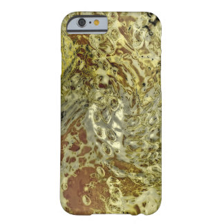 Liquid Oily Pattern Texture Barely There iPhone 6 Case