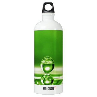 Liquid Photography - Poison Tonic Aluminum Water Bottle