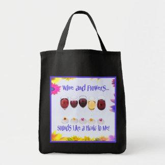 Liquid Picnic Tote Bag
