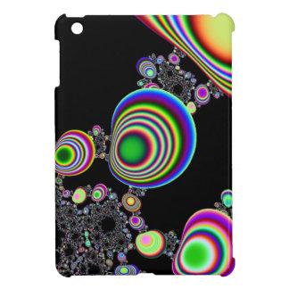 Liquid pools of Color iPad Mini Cover
