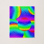 Liquid Rainbow Jigsaw Puzzles