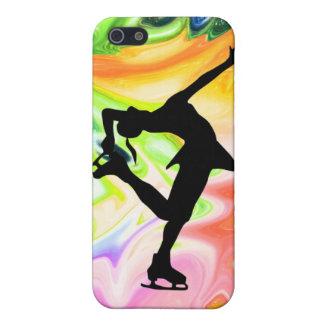 LIQUID RAINBOW & SKATER iPhone SE/5/5s CASE