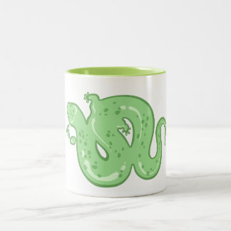 Liquid Salamander Two-Tone Coffee Mug