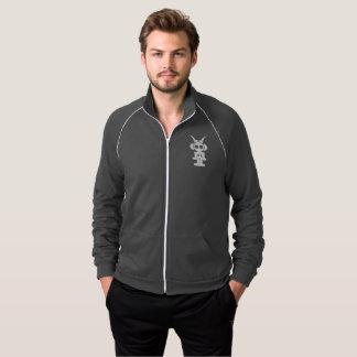 LIQUID SKY NYC American Apparel California Fleece Jacket