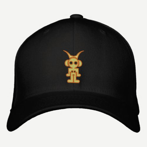 LIQUID SKY NYC EMBROIDERED BASEBALL CAP