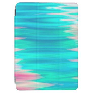 Liquid Teal Ripples Artwork   iPad Air Case