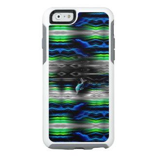 Liquid Vibrations Dolphin Neon OtterBox iPhone 6/6s Case