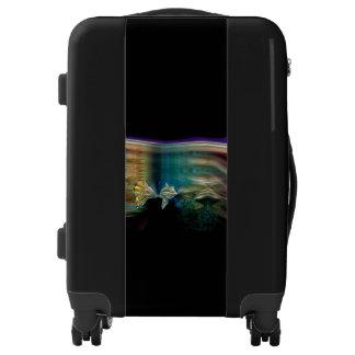 Liquid Vibrations Funky Fish Luggage
