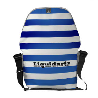 Liquidartz Nautical Purse Courier Bag
