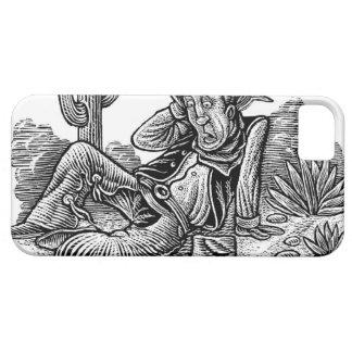 LiquidLibrary 13 iPhone SE/5/5s Case