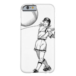 LiquidLibrary 2 Barely There iPhone 6 Case