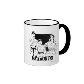 LiquidLibrary 2 Ringer Coffee Mug