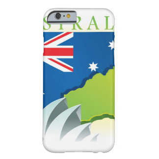 LiquidLibrary 4 Barely There iPhone 6 Case