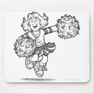 LiquidLibrary Mouse Pad