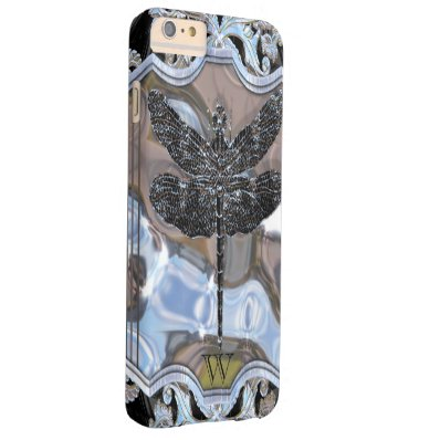 Liquid's Black Dragon Barely There iPhone 6 Plus Case