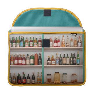 Liquor bottles sleeve for MacBook pro
