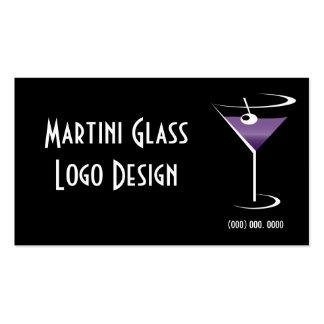 Liquor Logo Business Card