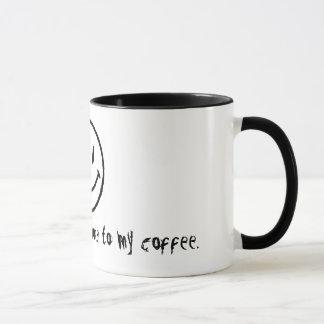 Liquored up coffee cup