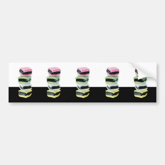 Liquorice Allsorts cutout Bumper Sticker