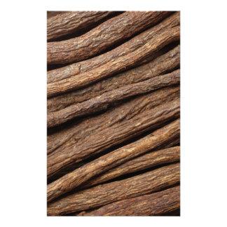 Liquorice root stationery