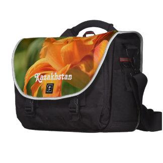 Lirio bonito bolsas de portátil