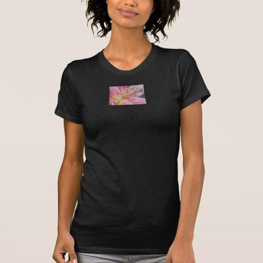 Lirio Brown/personalizado rosado camiseta de 2