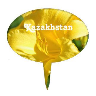 Lirio de Kazajistán Palillos De Tarta