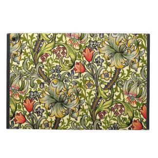 Lirio de oro de William Morris