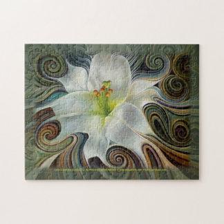 Lirio Dinámico (Dynamic Lily) Puzzle