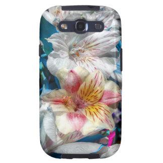 Lirio hermoso en caso de la galaxia S3 de Samsung Samsung Galaxy S3 Cobertura