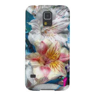 Lirio hermoso en la galaxia S5 de Samsung de la Carcasa De Galaxy S5