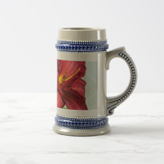Lirio precioso tazas