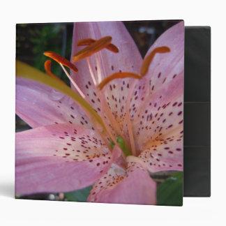 """Lirio rosado suave II Carpeta 2"""""""