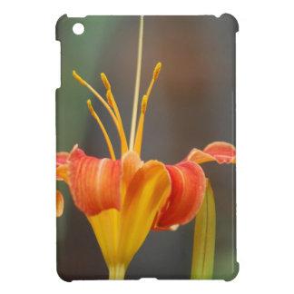 Lirio y significado de día majestuoso iPad mini carcasas