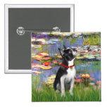 Lirios #2 - Boston Terrier 2 Pin