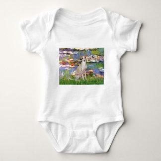 Lirios 2 - Galgo italiano 5 Body Para Bebé