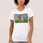 Lirios 2 - Malamute de Alaska Camiseta