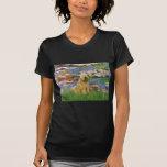 Lirios 2 - Terrier de trigo Camiseta
