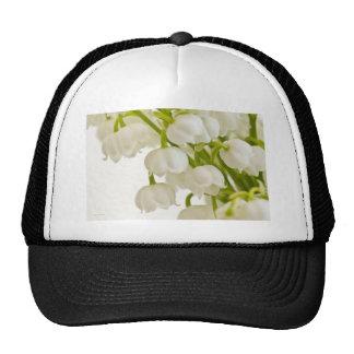 Lirios blancos gorra