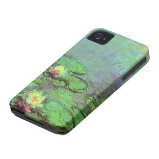 Lirios de agua 7 iPhone 4 Case-Mate protector