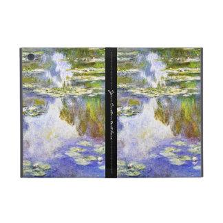 Lirios de agua Claude Monet fresco, viejo, princip iPad Mini Carcasas